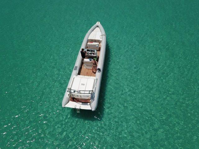 RIB boat Rental in Crete