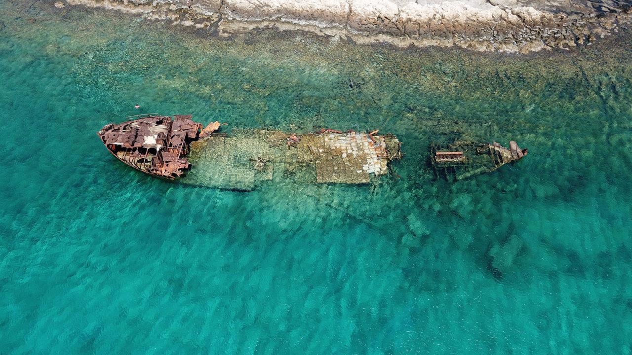 Boat rental Balos