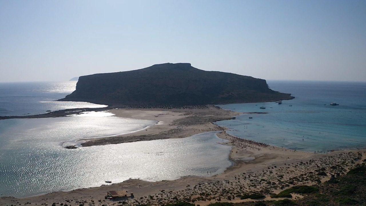 Top destinations in Crete, Balos Lagoon