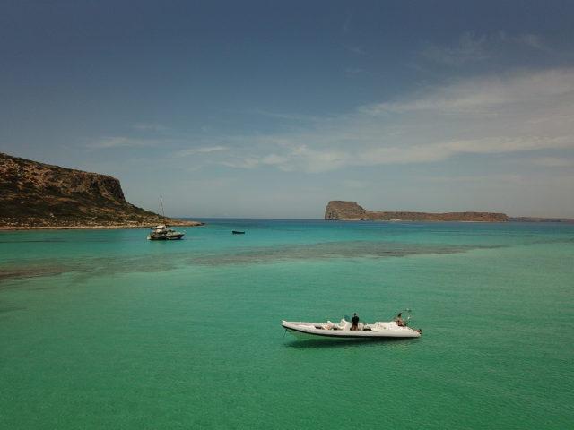 Gramvousa Boat Trip