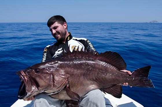 Crete Fishing Trip