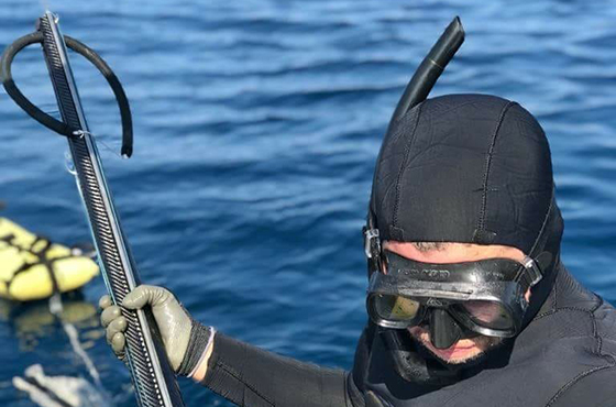 Spearfishing Trip Crete