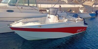 rent a boat without a license in Kolimbari ,Crete